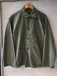 WWⅡ U.S.Navy N-3 HBT Jacket - TideMark(タイドマーク) Vintage&ImportClothing