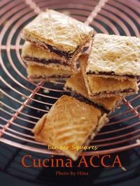 イタリア土産でクッキーづくり(4):Biscotti Linzer(ビスコッティ・リンツェル) - Cucina ACCA