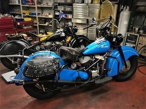 後始末 - Cyla motorcycle DEPT.