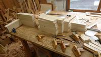 子供用椅子製作開始 - KAKI CABINETMAKER