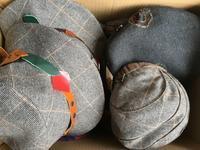 止まらない - 帽子工房 布布