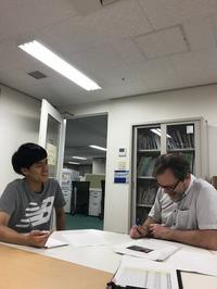Our English Class is held Every Tuesday!! - 長崎大学病院 医療教育開発センター           医師育成キャリア支援室