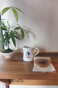 Turret Coffee(ターレットコーヒー) @ 築地 - REIKO'S LIFE