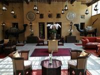 ドバイの旅vol.2  砂漠のリゾートBab Al Shams Desert Resort & Spa - 李惠likei日々の仕事と、、