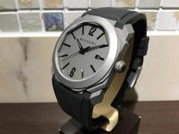 ブルガリ オクト チタン 3針 - 熊本 時計の大橋 オフィシャルブログ