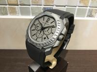 ブルガリ オクト チタン クロノグラフ - 熊本 時計の大橋 オフィシャルブログ