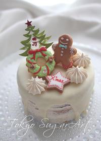 にい先生のクリスマスケーキレッスン - プロから学ぶ、上質な暮らしのためのヒント! joieriche