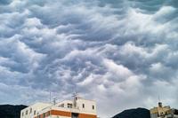 波打つ雲 - ライカとボクと、時々、ニコン。