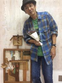 酒井賢司個展@ギャラリーマニマニ、無事会期を終了 - 日々の営み 酒井賢司のイラストレーション倉庫