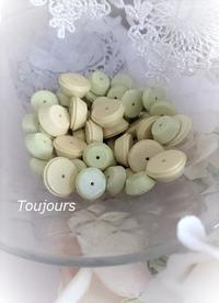台形ビーズ - Bijoux  du  Bonheur ~ビジュー ドゥ ボヌール~