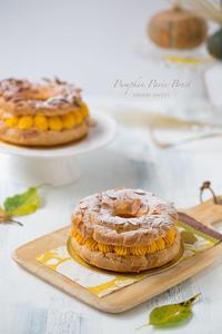 かぼちゃのパリブレスト - Lovely-Jubblyな日々