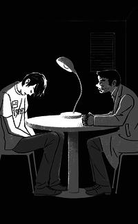 ☆お仕事☆小説推理2018年11月号挿絵 - *クリタミノリのイラストの仕事と日々のメモ*
