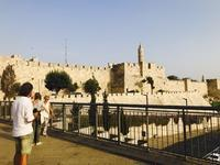 Turkiye → Israel 9 エルサレムへ - Rock de pon