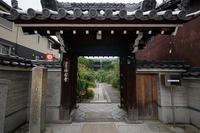 萩と秋の花達@かましきさん(勝念寺) - デジタルな鍛冶屋の写真歩記