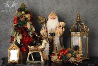 自分流にコーディネートを楽しむクリスマスインテリア - materi style