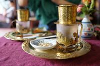 2018.4 ベトナム旅 ホイアン・ホーチミンvol.6 ~風の吹き抜けるカフェ「Reaching Out Tea House」 - 晴れた朝には 改