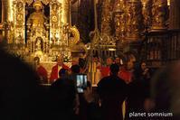 旅フォト:サンティアゴ・デ・コンポステーラ大聖堂とパラドール/サンティアゴ巡礼フランス人の道16 - 映画を旅のいいわけに。
