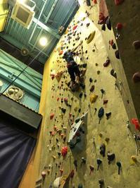 登攀塾(9月26日) - ちゃおべん丸の徒然登攀日記