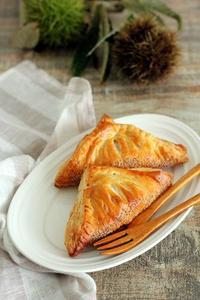 さっくさく!和栗のマロンパイ - Takacoco Kitchen