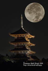 中秋の名月 - 気ままな Digital PhotoⅡ