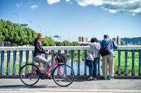 赤い自転車 - ライカとボクと、時々、ニコン。