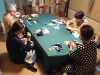秋の『ちくちく手縫いの会』ご報告 - MOTTAINAIクラフトあまた 京都たより