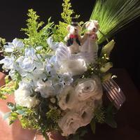 ご結婚祝い - お花で仕事をしたい方のためのフラワーアレンジメント教室              Champs Fleuris Izmi (シャン フルーリー イズミ)