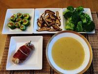 夫の料理:滋養が染み込むスープ - コテージ便り