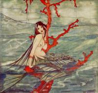 Rie Cramerの人魚 - Books