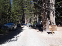 John Muir Trail②Mammoth lake-Lyell river - The study of BCXC skiing/Hiking