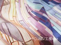 第8回 ポジャギ工房koeグループ展韓国の手仕事 ポジャギ-絹と麻素材の美(京都) - koe&Kyo 日々燦々