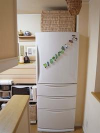 我が家 の 防災 2018 ・ 秋冷蔵庫 編 - 山口県下関市 の 整理収納アドバイザー           村田さつき の 日々、いろいろうろうろごそごそ