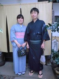 ご夫婦さんで仲良くお着物で。 - 京都嵐山 着物レンタル&着付け「遊月」