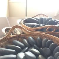 先日のロミロミ - aloha healing Makanoe