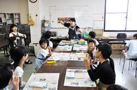 児童画クラス「お寿司を作ろう!」 - 大阪の絵画教室|アトリエTODAY