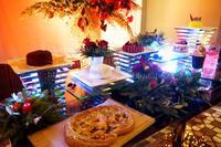 クリスマスケーキ 2018 発表会「東京マリオットホテル」 - 笑顔引き出すスイーツ探究
