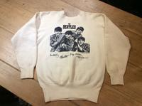 "60's ""THE BEATLES"" sweat shirt - BUTTON UP clothing"