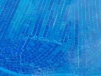 プールの底のサイン - 新 LANILANIな日々