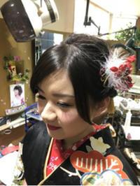 成人式 - 名古屋の美容室 ミュゼドゥラペ(Musee de Lapaix)公式ブログ