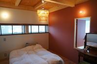 寝室色々 - 函館の建築家 『北崎 賢』日々の遊びと仕事