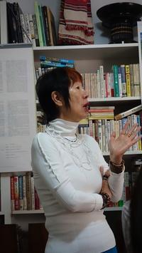 南研子さん講演会に参加 - ハチドリのブラジル・サンパウロ(時々日本)日記