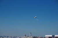 HND - 430 - fun time (飛行機と空)