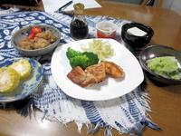 秋サケのバター焼き - 楽しい わたしの食卓