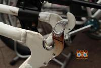 アルミフレームのディレーラーハンガーの修復 - みやたサイクル自転車屋日記