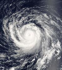 台風と埼玉 - 楽なログ