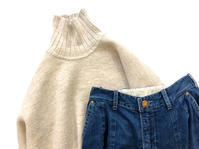 San Francisco ホールガーメントハイネックセーター - SCARECROW スタッフ日記