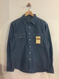 CAMCO / CLASSIC YARN SOLID CHAMBRAY SHIRTS - Safari ブログ