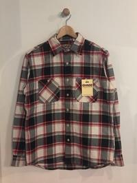 CAMCO / DOUBLE FACE HEAVY FLANNEL SHIRTS - Safari ブログ