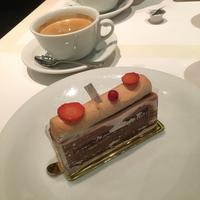 徳島旅行(15)アグネスホテルのカフェにて - たんぶーらんの戯言