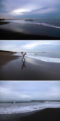 2018/09/29(SAT) 今朝の海はメローな波で.........。 - SURF RESEARCH